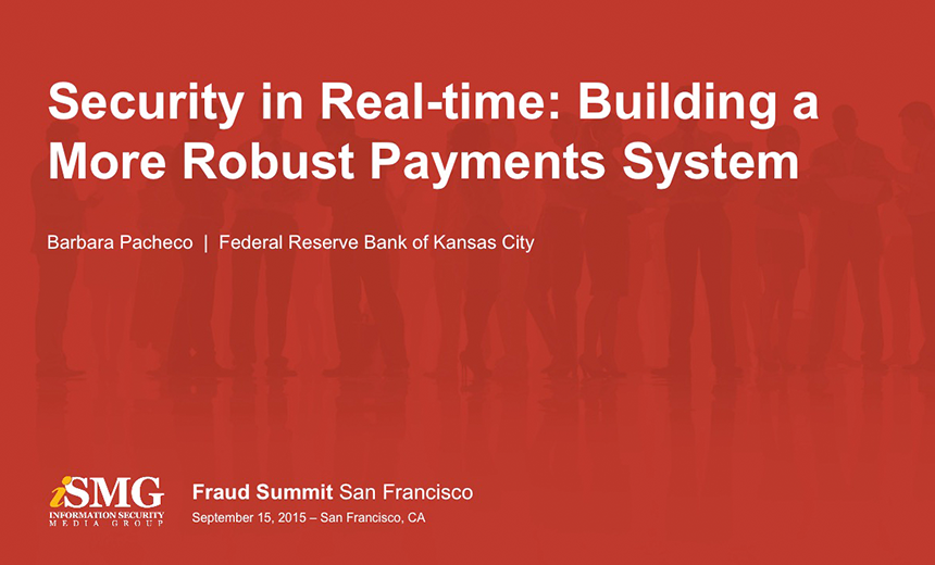 Security in Real-time: Building a More Robust Payments System