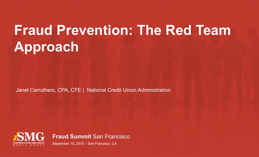 Fraud Prevention: The Red Team Approach